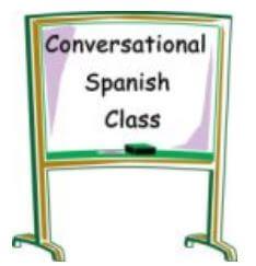Spanish Class @ St. John's Lutheran Church Fellowship Hall